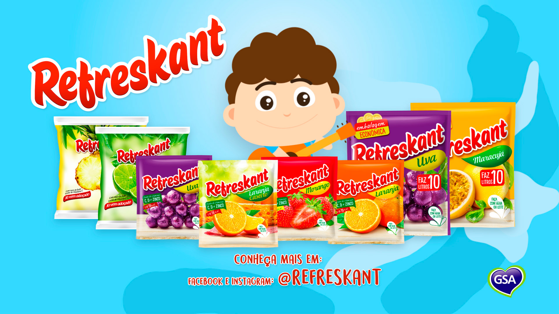 REFRESKANT flavor that happens