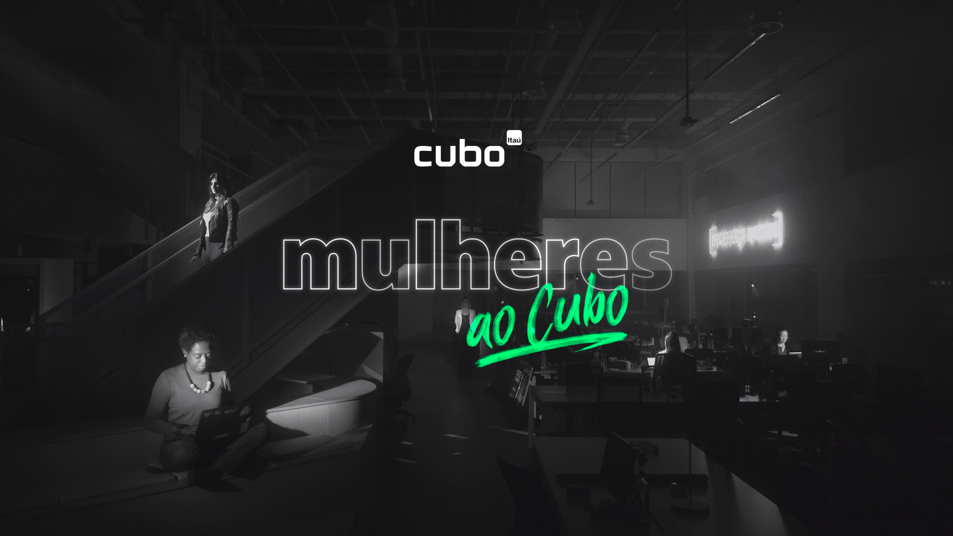 CUBO ITAÚ women cubed